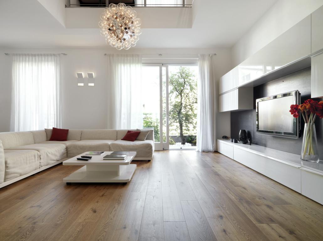 Wood flooring or Laminate?